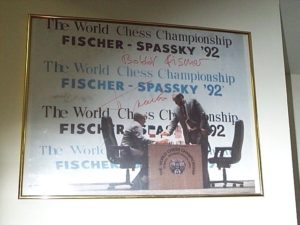 1992-1 Fischer vs Spassky Rematch