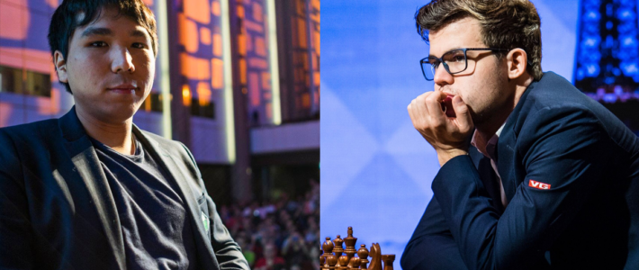 So y Carlsen lideran en el inicio del París Grand Chess Tour