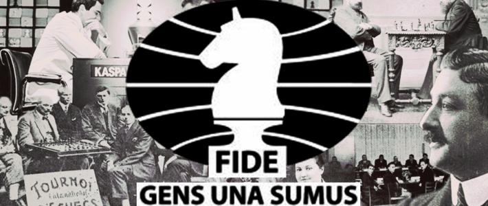La FIDE cumple hoy 92 años y repasamos su historia