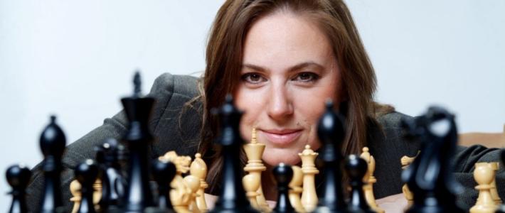 """Judit Polgár: """"Mi mayor proyecto es la popularización del ajedrez"""""""