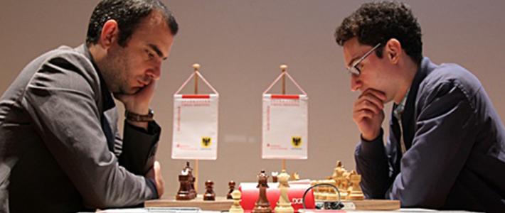 Leinier entabla con Caruana e Iturrizaga cerca de la punta en Benasque