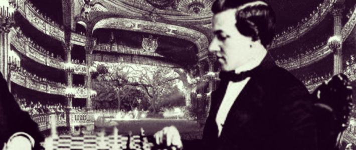 Paul Morphy y su ajedrez inmortal