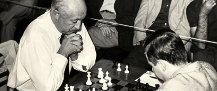 Najdorf, un ajedrecista de excepción