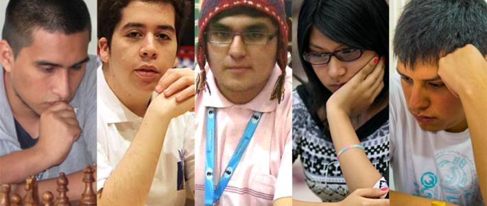 Cinco latinoamericanos al acecho en Sitges