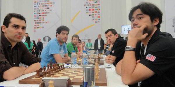 Llegó al ajedrez el turno de los emergentes