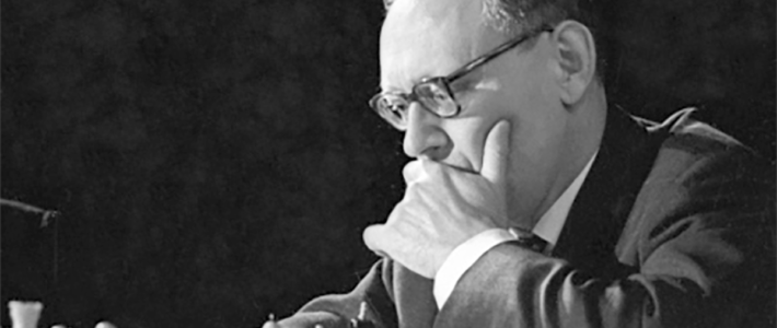 Mikhail Botvinnik, el patriarca del ajedrez soviético