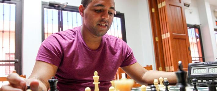 Ortiz Suárez a un paso del título en Badalona
