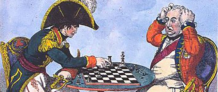 Napoléon Bonaparte, el ajedrecista