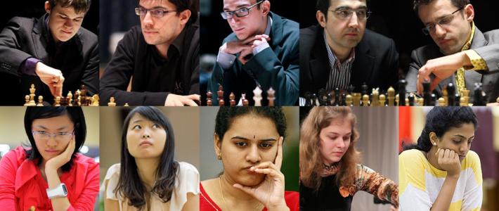 Análisis y curiosidades del ranking FIDE de Septiembre