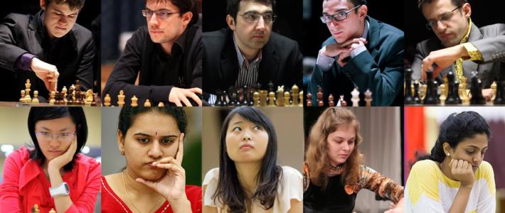 Análisis y curiosidades del Ranking FIDE de agosto