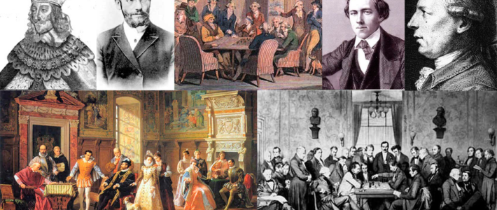 Reyes sin corona: la era Pre-Steinitz