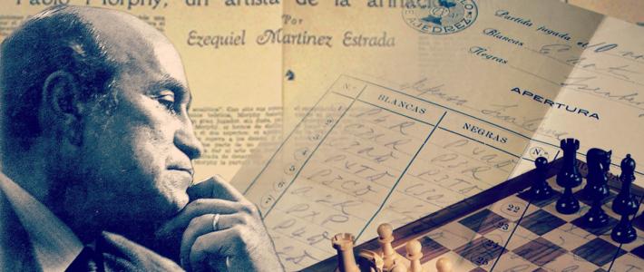 El pensador argentino que erigió una filosofía del ajedrez: Martínez Estrada