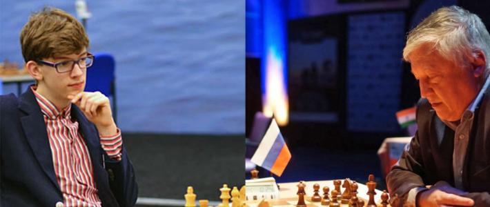 Duda único puntero de Barcelona, Karpov al acecho en su torneo homenaje