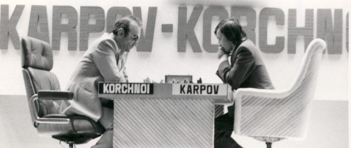 Karpov – Korchnoi, el match donde el ajedrez pasó a segundo plano
