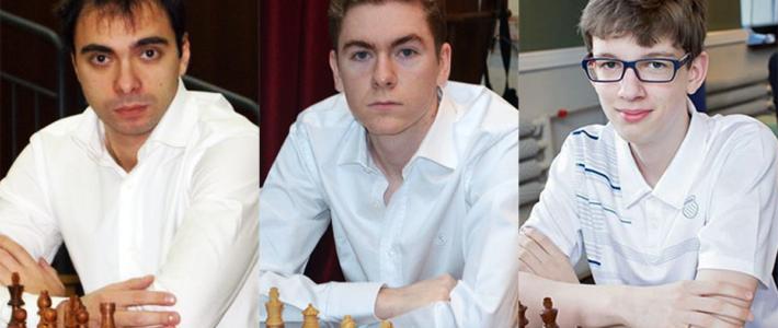 Riazantsev continúa sorprendiendo en la superfinal rusa, Duda y  Antón Guijarro puntean en Barcelona