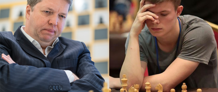 Short gana el match, Alekseenko lidera el Chigorin en solitario