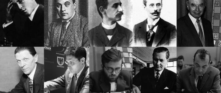 Reyes sin corona y Co-Campeones en la era moderna del ajedrez