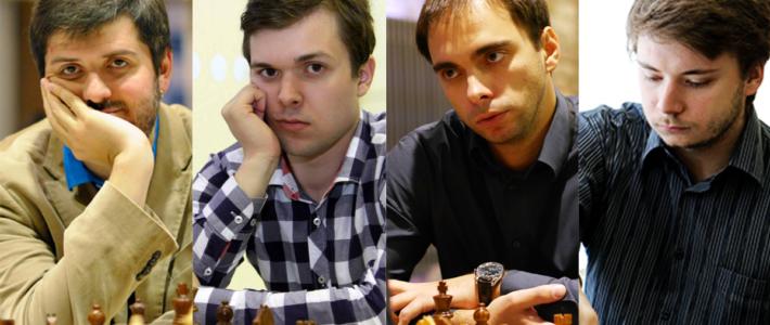 Cuatro punteros en la superfinal rusa
