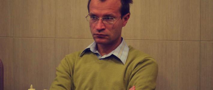 En una extraña última ronda, Tiviakov se queda con el «Jugando en Concreto»