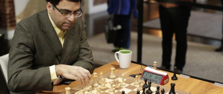 Anand lidera el Showdown, las computadoras Houdini y Stockfish se miden en el día de descanso de Carlsen y Karjakin