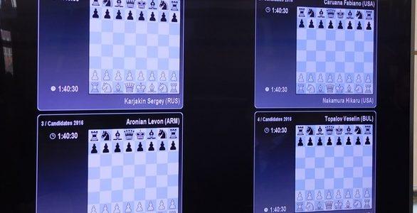Polémica por los derechos de transmisión del match Carlsen-Karjakin