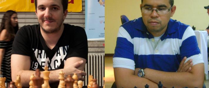 Bachmann y Delgado lideran el Campeonato Paraguayo, más todo el seguimiento regional y mundial