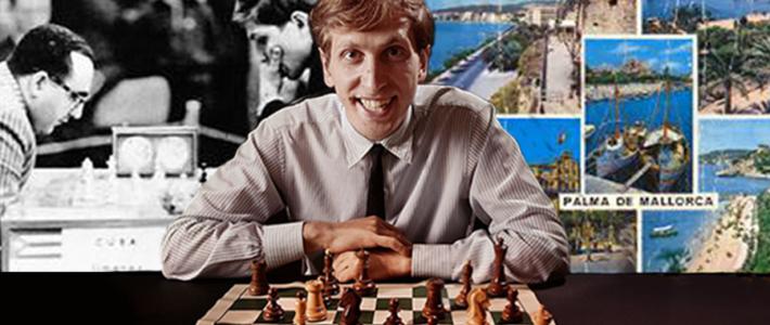 Palma de Mallorca 1970: un torbellino llamado Bobby Fischer