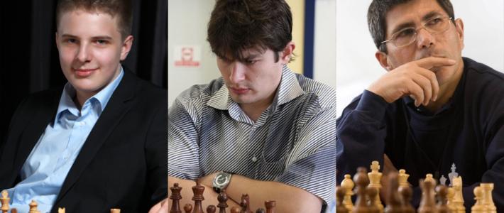 Rapport gana el match de estrellas juveniles y Romanov Sitges, donde Granda cerró un buen torneo.