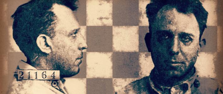 Whitaker y sus dos «profesiones»: delincuente y ajedrecista