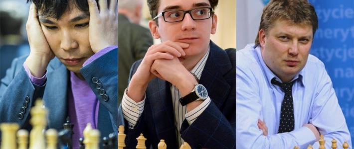 So sigue intratable en Londres, Caruana se acerca a Carlsen en la cima del ranking mundial y Shirov es líder en el Europeo de rápidas