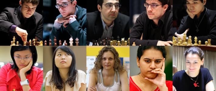 Análisis y curiosidades del Ranking FIDE de diciembre