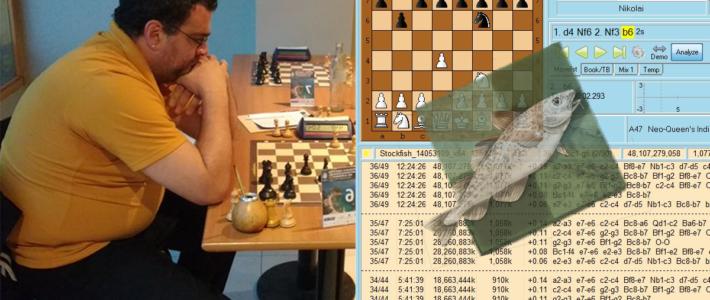 Andrés Rodríguez sigue liderando el Patagonia en solitario, Stockfish 8 a un paso de coronarse en el gran duelo de módulos