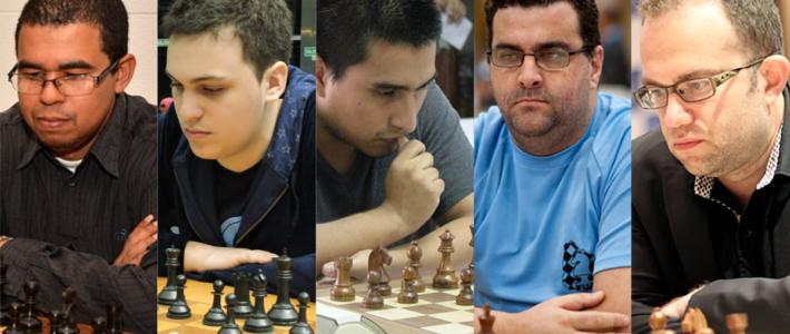 Delgado, Pichot, Cruz y Rodríguez llegan punteros a la última del Zicosur; Eljanov se anota la única victoria en el comienzo del Tata Steel