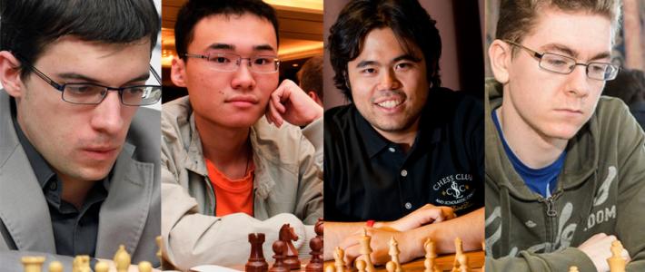 Vachier Lagrave y Yu Yangyi ganan y alcanzan a Nakamura y Antón en la cima de Gibraltar