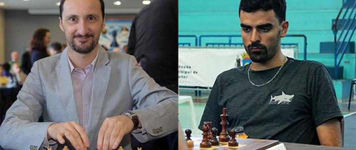 Topalov alcanza la cima de Gibraltar, que ahora tiene 5 líderes; Brito Molina lidera el Masters de Floripa