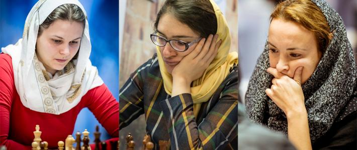 Victorias de Muzychuk, Dzagnidze y Stefanova en el mundial femenino; mañana comienza el Grand Prix con la presencia de varios top ten