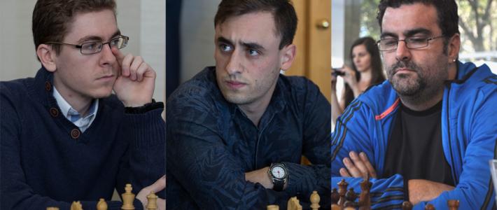 En Gibraltar, Antón llega como único líder a la última ronda y Krysa consigue el título de GM; Rodríguez, campeón en Floripa