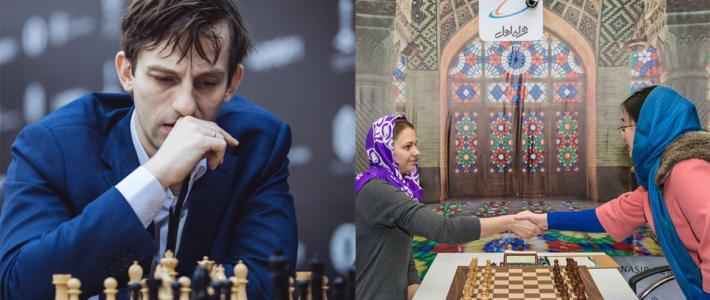 Grischuk gana el Grand Prix; Muzychuk y Tan Zhongyi entablan la primera partida de la final del Mundial femenino