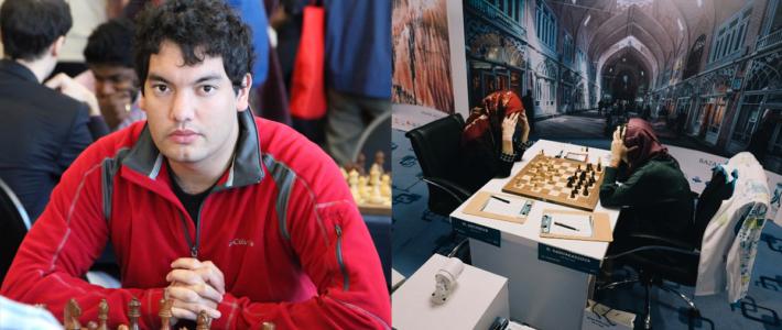 Mareco entró en el top 100 y hoy puede quedarse con el Duchamp; sin grandes sorpresas en el mundial femenino