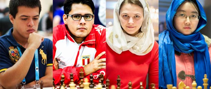Iturrizaga y Córdova vuelan alto en el Aeroflot; Muzychuk y Tan Zhongyi ganan la primera partida de la semifinal