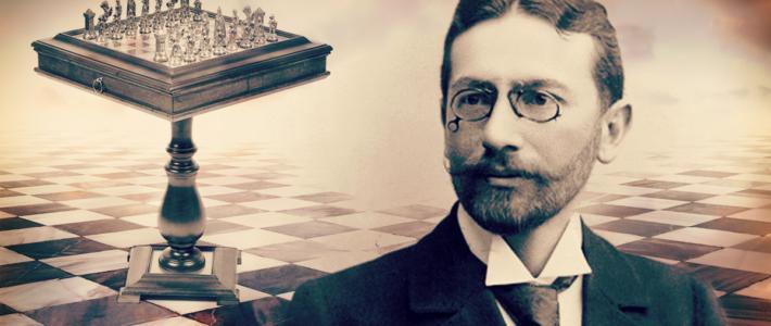 Siegbert Tarrasch, un ajedrecista de principios