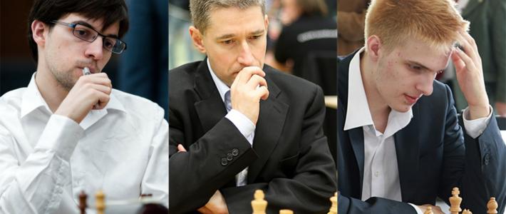 Vachier-Lagrave, Adams y Rapport arrancan con el pie derecho en el Grand Prix