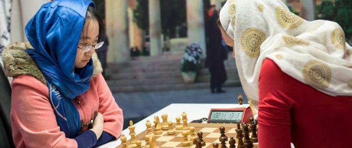 Hay desempate en Teherán: la más veloz será la nueva reina del ajedrez