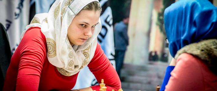 Mundial Femenino: Muzychuk devuelve el golpe y empareja la serie