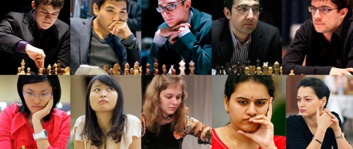 Análisis y curiosidades del ránking FIDE de Marzo