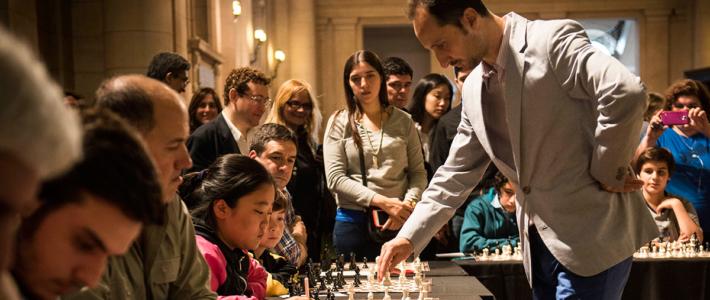 """Topalov: """"Para el mundo exterior, ser ajedrecista quizás sea un trabajo pero no una profesión»"""