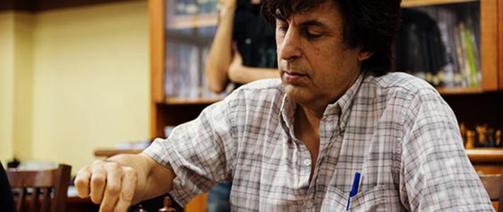 """Entrevista a Carlos García Palermo: """"Es muy difícil imponer el concepto del juego como trabajo"""""""