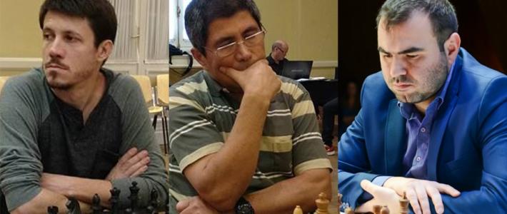 Flores lidera el Szmetan con Granda al acecho; Mamedyarov mantiene la punta del Shamkir