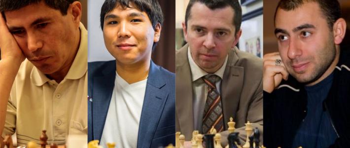 Gran victoria de Granda frente a Giri; So, Akobian y Onischuk llegan líderes a la última ronda del campeonato de EU