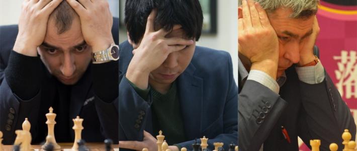 Ahora es Akobian quien acompaña a So en la cima de EU; Ivanchuk rompe la paridad en el match con Hou Yifan